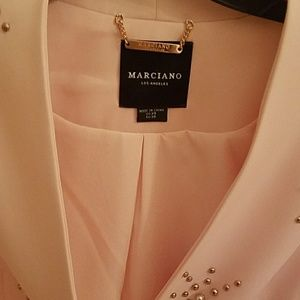 Guess by Marciano Jackets & Coats - Marciano embellished blazer pink size XS